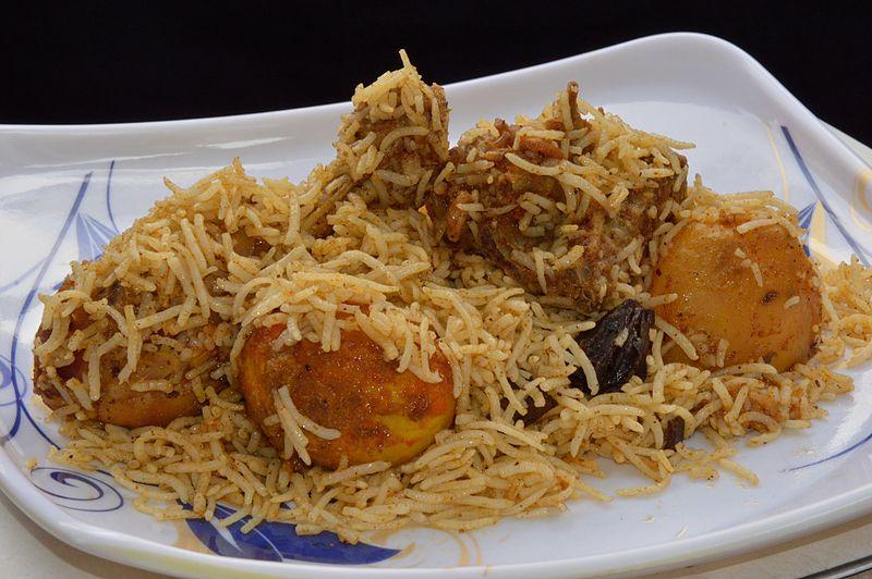 Kolkata Biryani Chicken - WiseIdiot